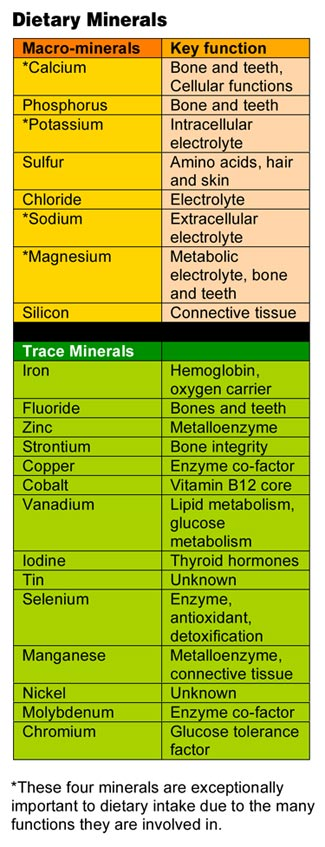 Lesson minerals for Mineral soil definition