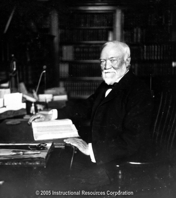 andrew carnegie robber baron or captain of industry essay Andrew carnegie: robber baron or captain of industry i have to write a history paper about was andrew carnegie a robber baron or a captain of industry i.