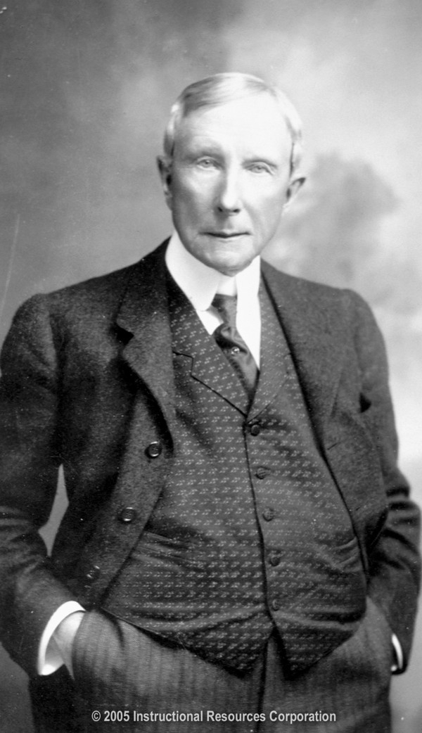 the major contributions of john rockefeller and andrew carnegie to society Andrew carnegie bill wilson (bill john d rockefeller and the giving pledge announced in 2010 by bill gates and warren buffett is an important.