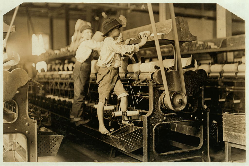 a history of labor movement in the united states and the possible turnout of events if social media